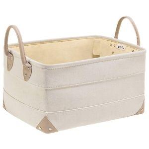 Decorative Fabric Storage Basket Canva 300x300