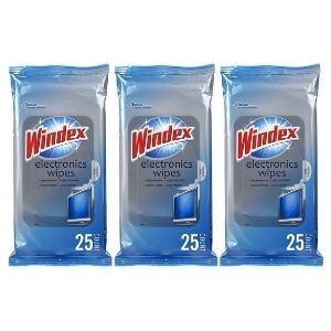 Electronic Screen Wipes