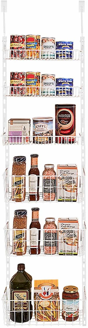 Pantry Door Organizer (resized)